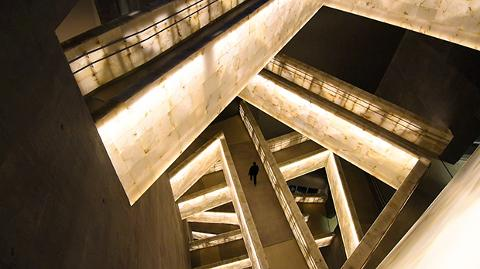 A Look at the Canadian Museum for Human Rights  Architect Magazine  Architecture Design