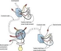 Wiring a Three-Way Switch | JLC Online | Electrical ...