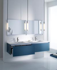 Robern's Wall-Mounted Vanities | Custom Home Magazine ...