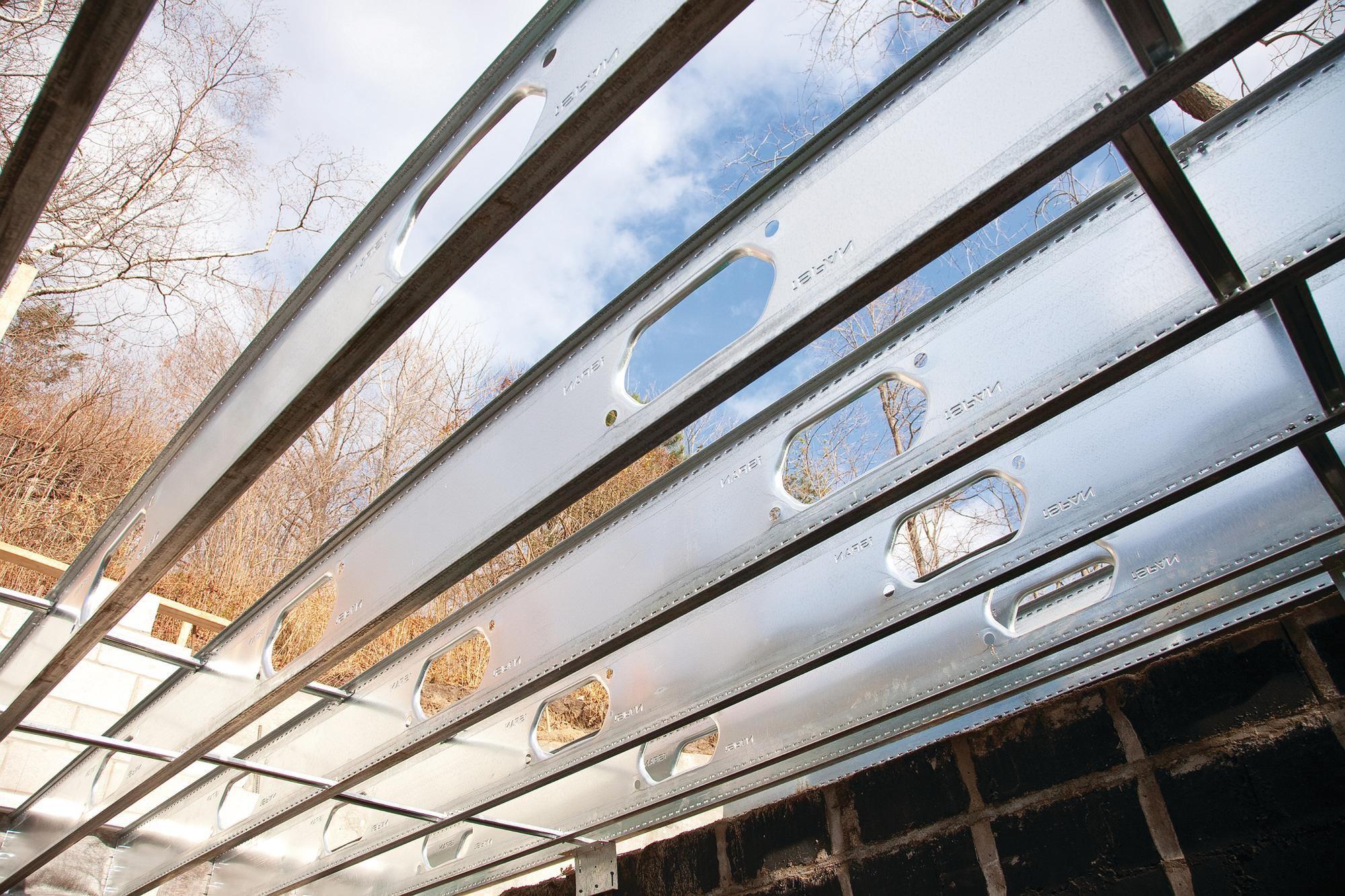 iSpan Steel Floor Joist Technology  Architect Magazine
