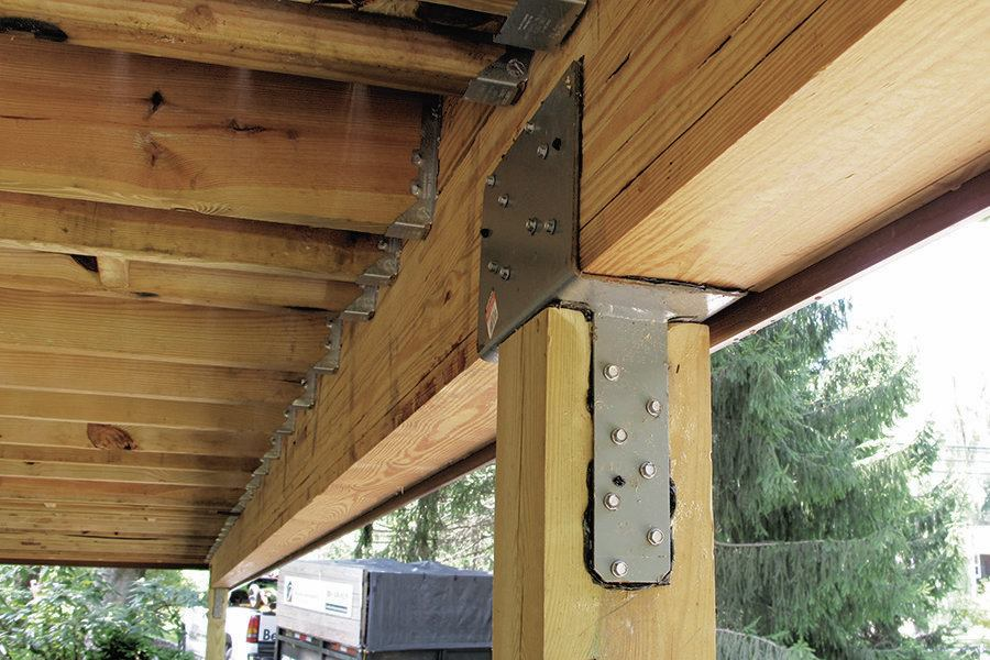 Window Box Holders Porch Railings