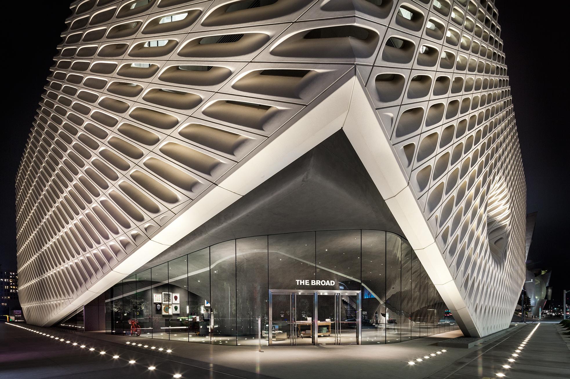 The Broad  Architect Magazine  Diller Scofidio  Renfro
