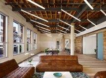 Linear Lighting Office Interior Design