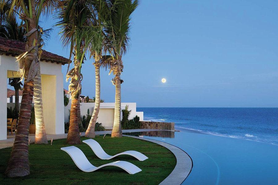 A Baja Beach House Goes Modern  Custom Home Magazine  Custom Homes Design Vacation Homes