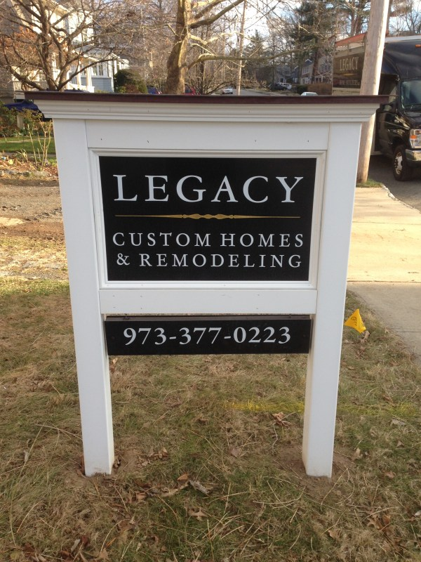 Sturdy Signs Remodeling