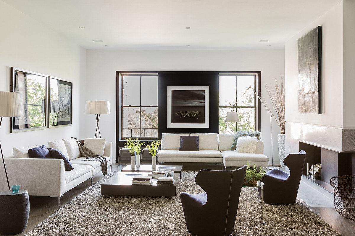 The Atrium House Boston  Custom Home Magazine  Award