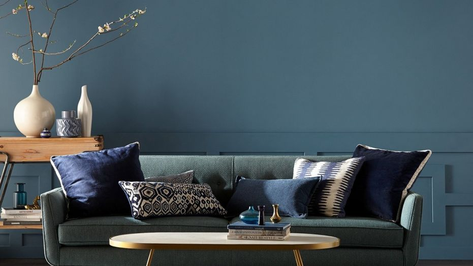 Behr Unveils Blueprint As 2019 Color Of The Year