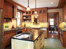 A Minneapolis Kitchen Remodel Captures the True Craftsman ...