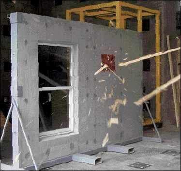 HurricaneResistant Concrete Homes  JLC Online  Storm and Wind Resistance Foundation Framing