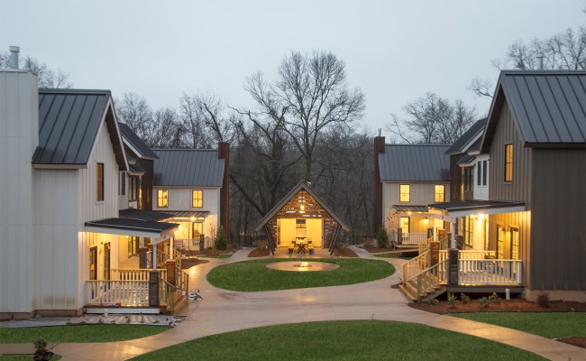 Pocket Community Brings High Performance Homes To Suburban
