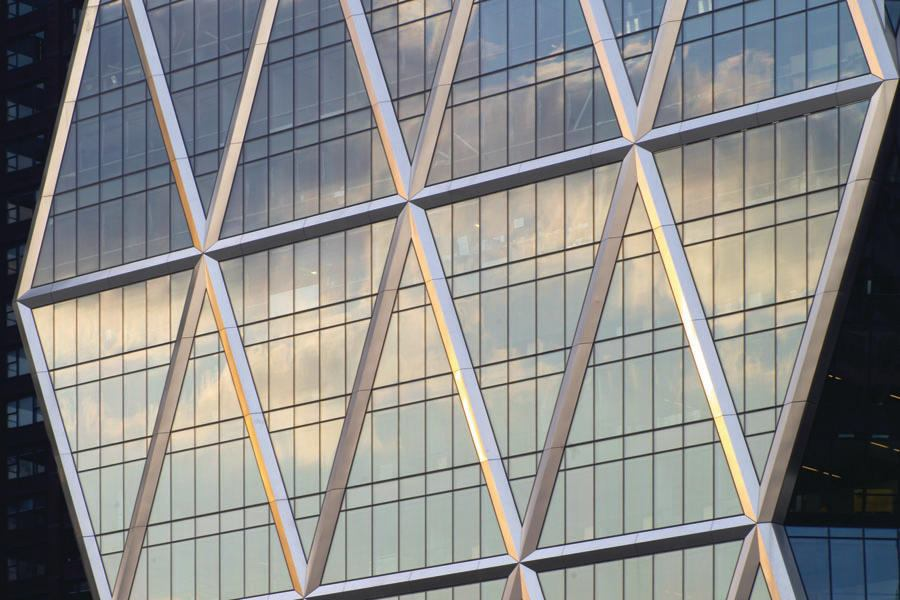 Dissecting Diagrid  Architect Magazine  Structure HighPerformance Building Architects