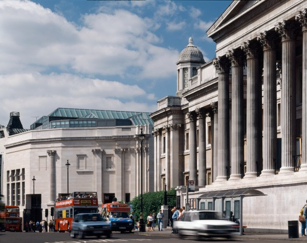Sainsbury Wing National Gallery London