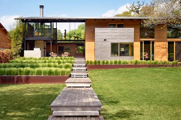 Hog Pen Creek Residence Architect Magazine Lake Flato