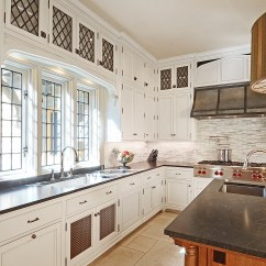 Tudor Kitchen Remodel Best Cleaner In A New English Residence Architect