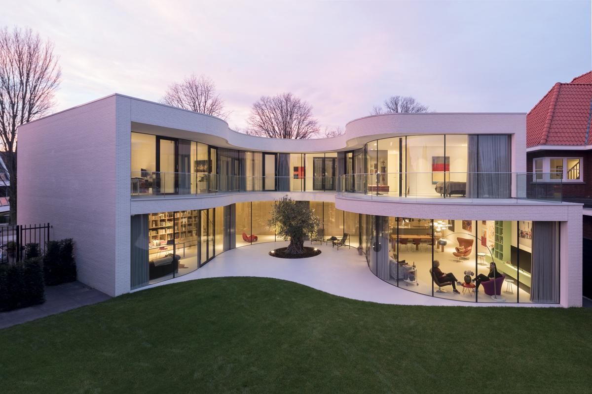 Casa Kwantes  Architect Magazine  MVRDV Rotterdam