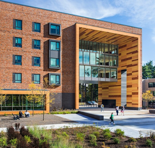 Westfield State University' University Hall And Renovation Of Ely Campus Center Architect