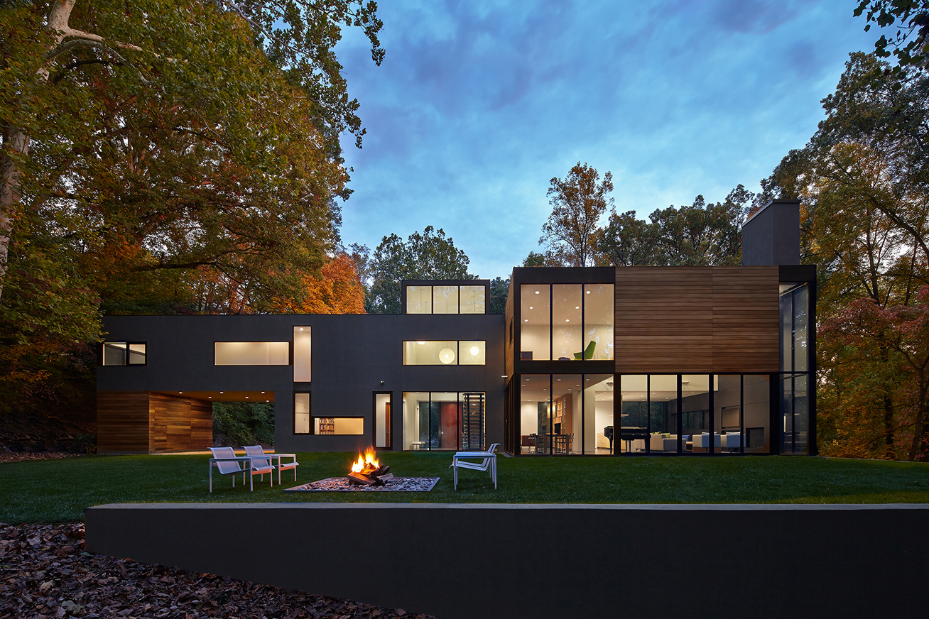 Mohican Hills House Architect Magazine