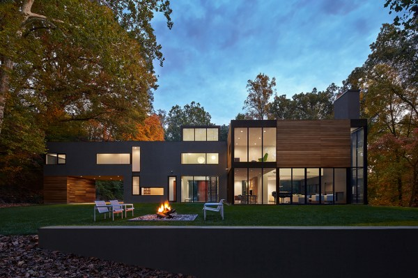 Mohican Hills House Architect Magazine Robert
