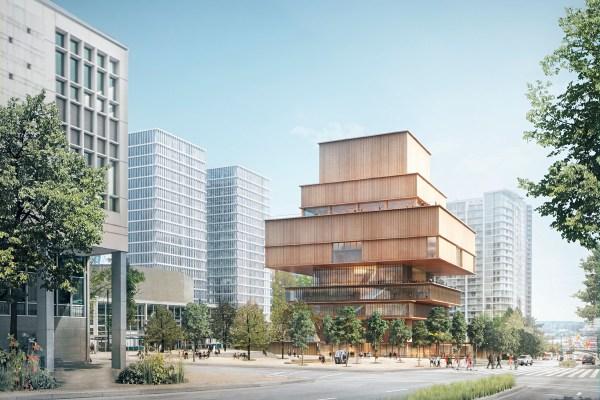 Vancouver Art Architect Magazine Herzog