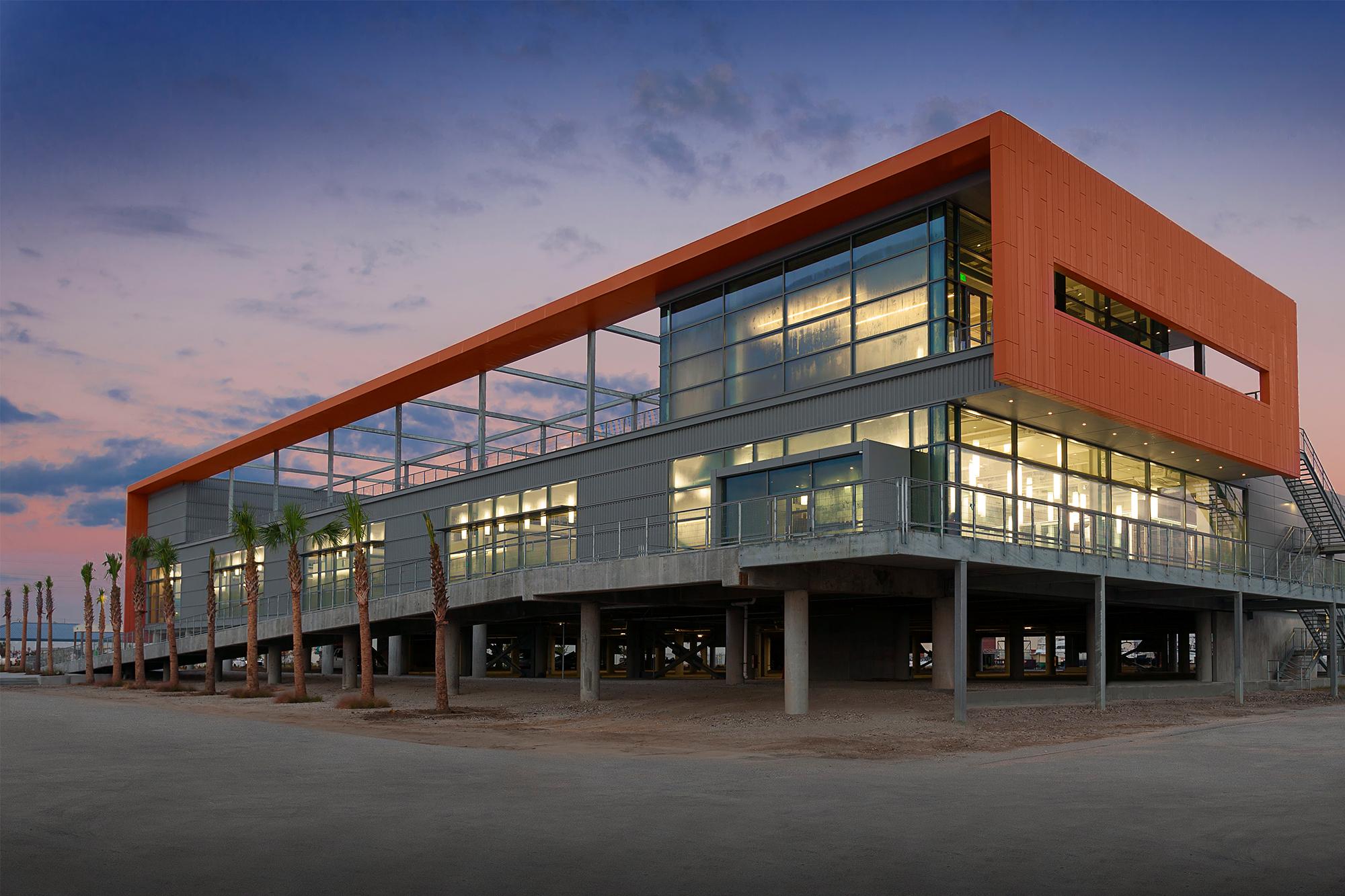 Clemson University Zucker Family Graduate Education Center
