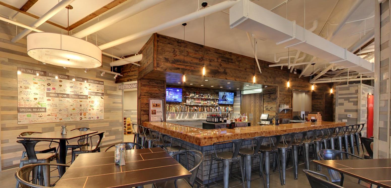 Tavern 101 Bay City Architect Magazine Designhaus
