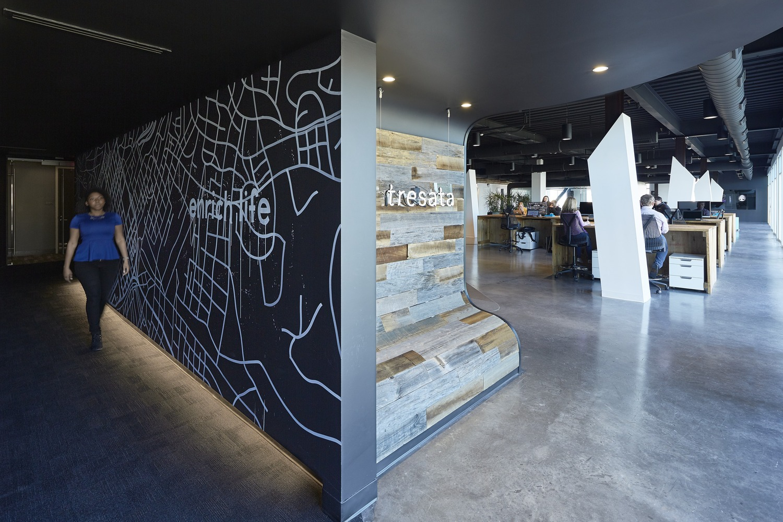 Tresata  Architect Magazine  IA Interior Architects