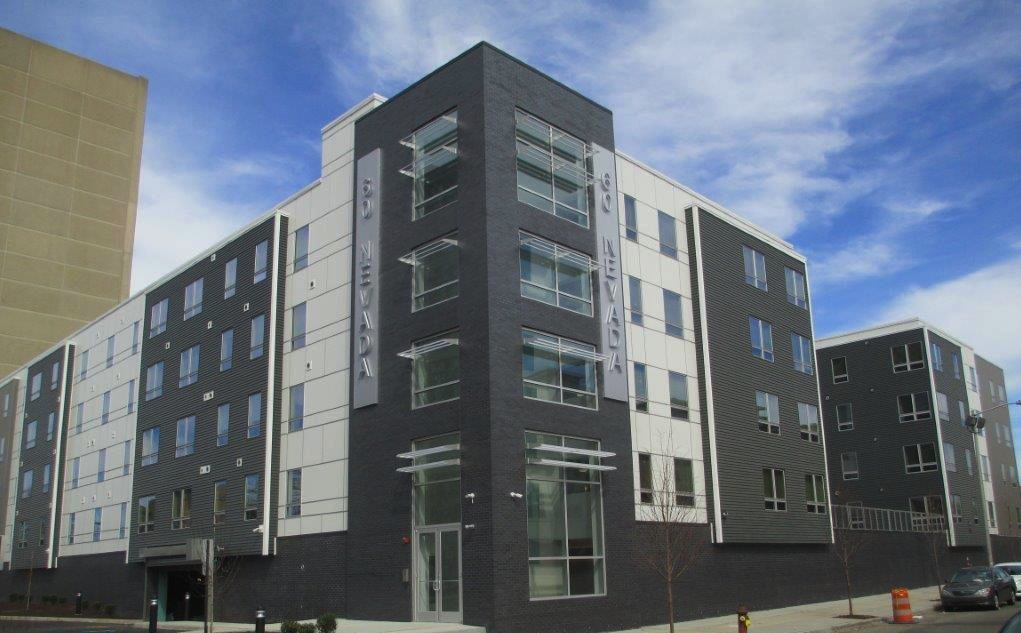 Affordable Housing Part of Newarks Downtown Redevelopment