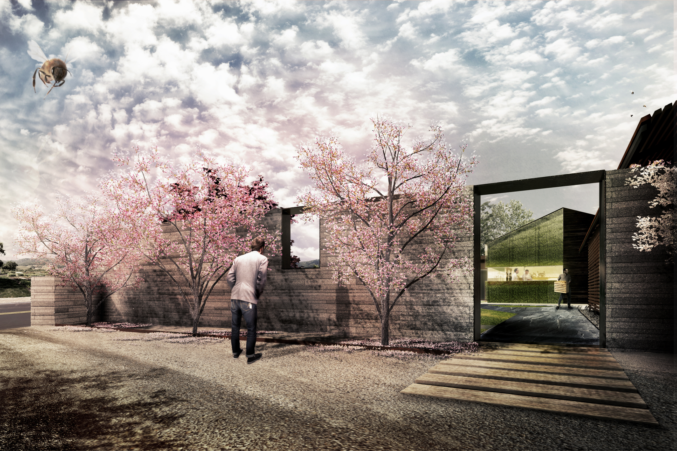 Snhetta And Envelope AD Begin French Laundry Expansion