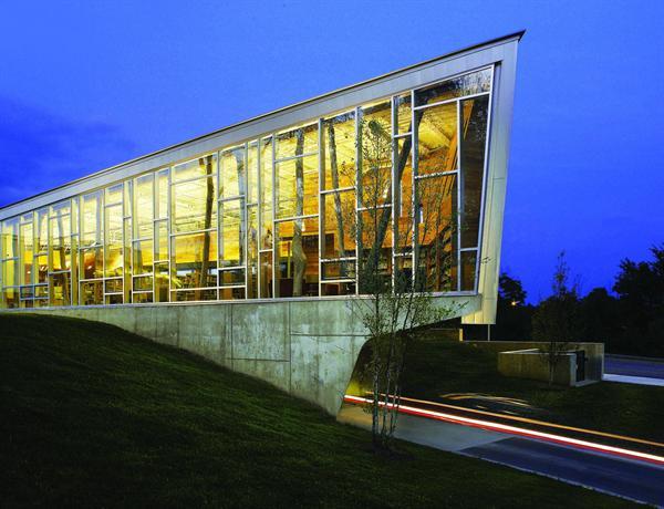 Traverwood Branch Library  Architect Magazine  Ann Arbor MI United States Community