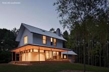 Farmhouse Architect Magazine In Situ Studio Wake