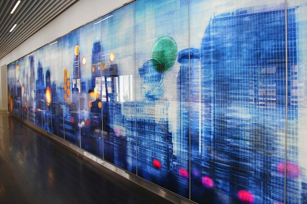 Lightplane Panels With Vividglass Architect Magazine