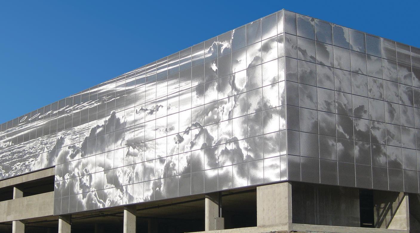 DriDesign Ombrae Technology  Architect Magazine  Walls
