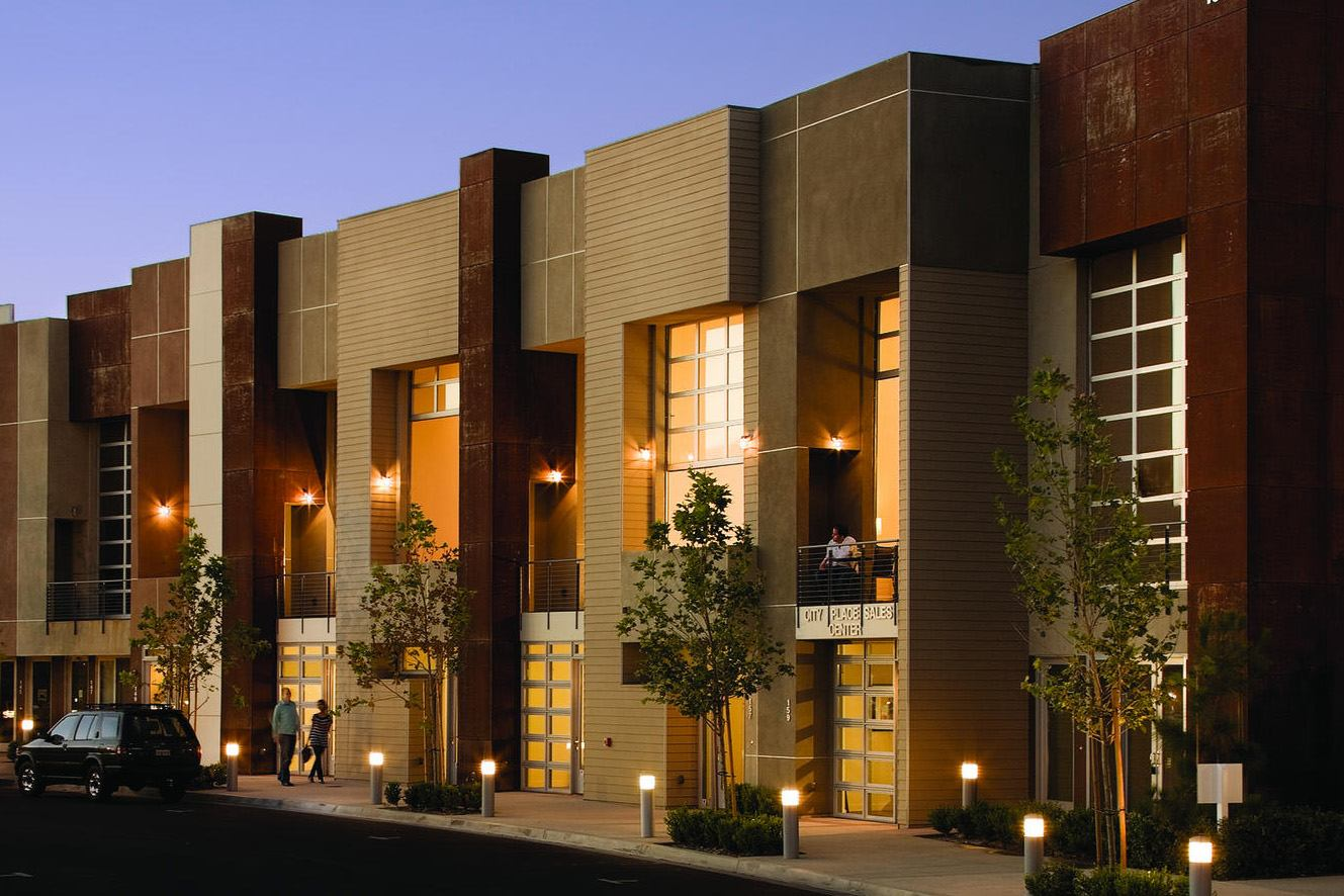 City Place LiveWork Lofts Santa Ana Calif  Builder