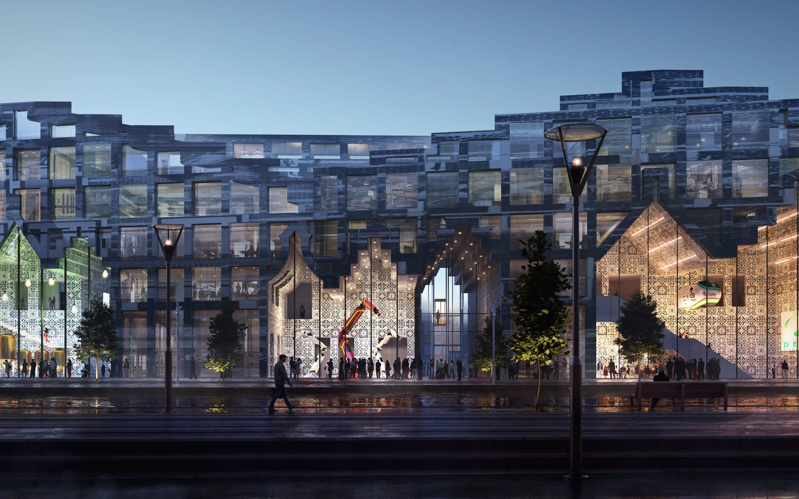 MixedUse House of Delft to Showcase Dutch Citys Innovations Potential  Multifamily Executive