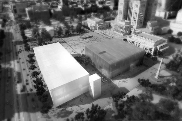 Corning Museum of Glass Architect Theatre