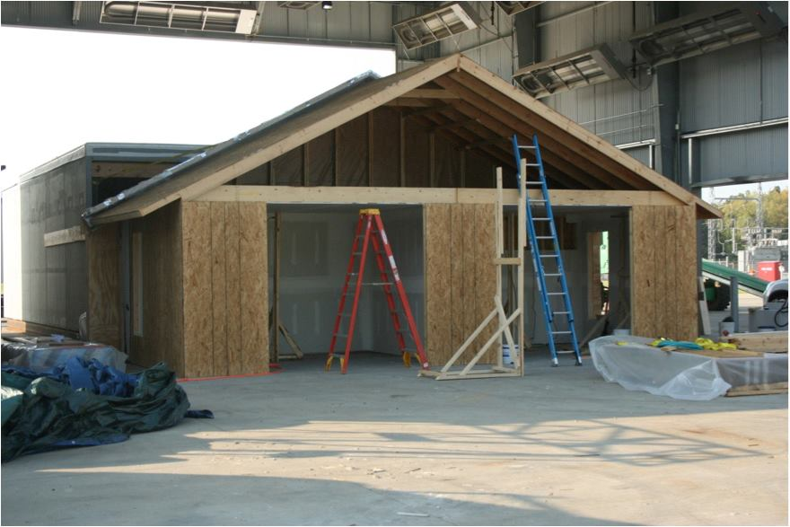 Testing Floridas GableEnd Retrofit Rules  JLC Online  Roofing Framing Storm and Wind