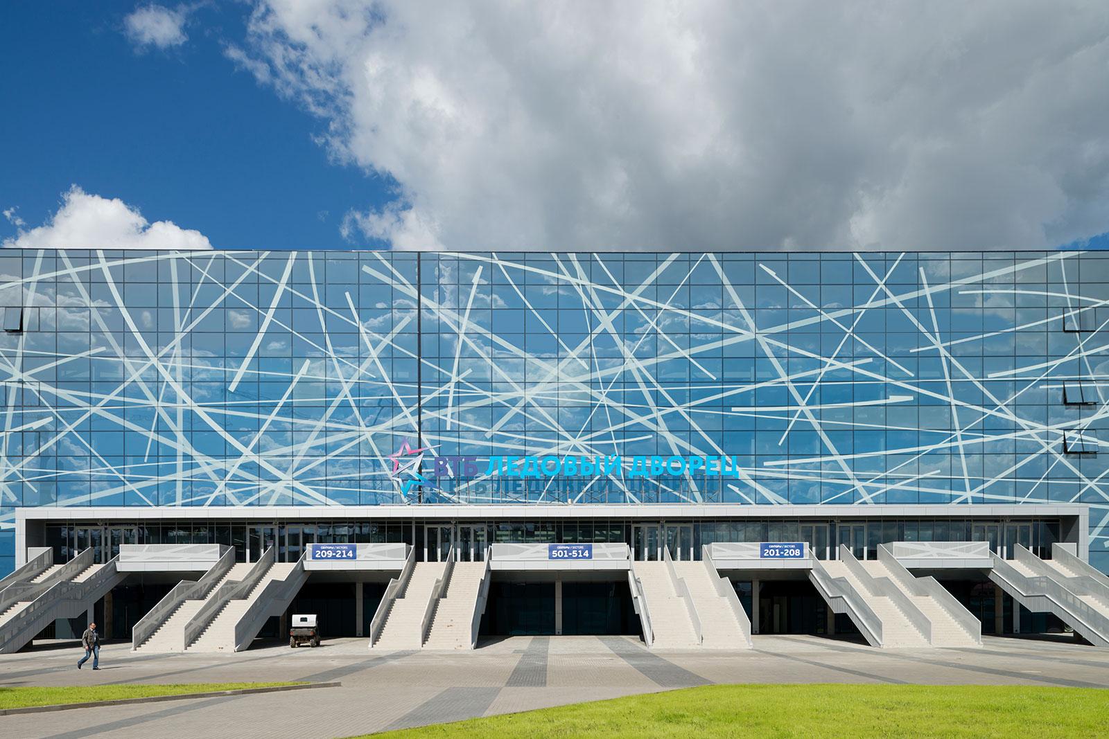 VTB Ice Palace  Architect Magazine  nps tchoban voss