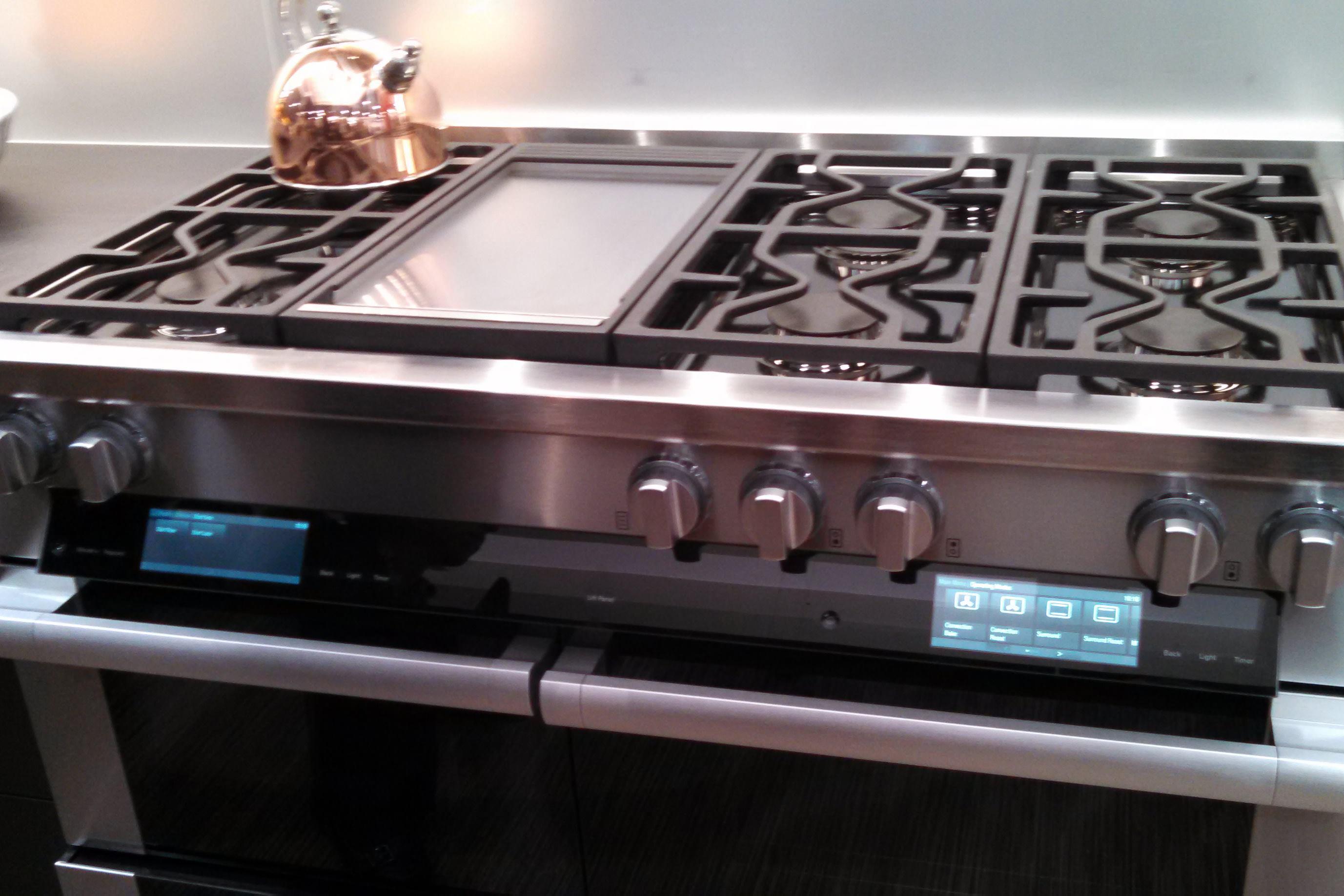 best high end kitchen appliances design books shine at kbis 2015 custom home