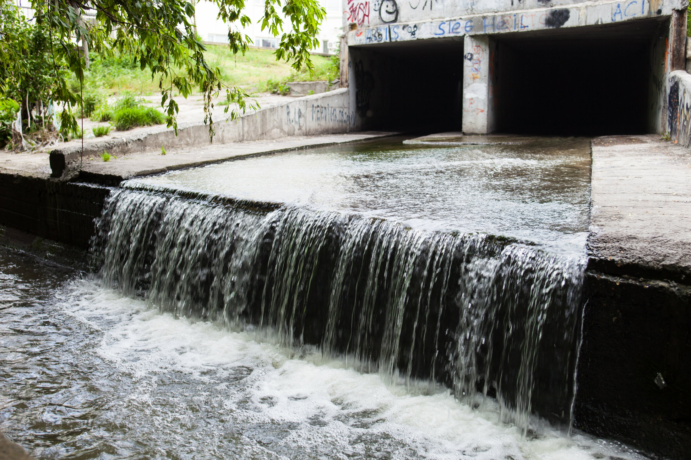 Harris County Flood Control District Proposes Tunnel Idea