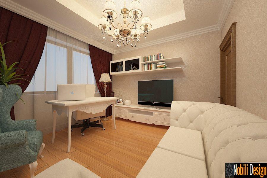living room classic bratfree interior design of a new architect magazine nobili cluj romania multifamily interiors construction bedroom