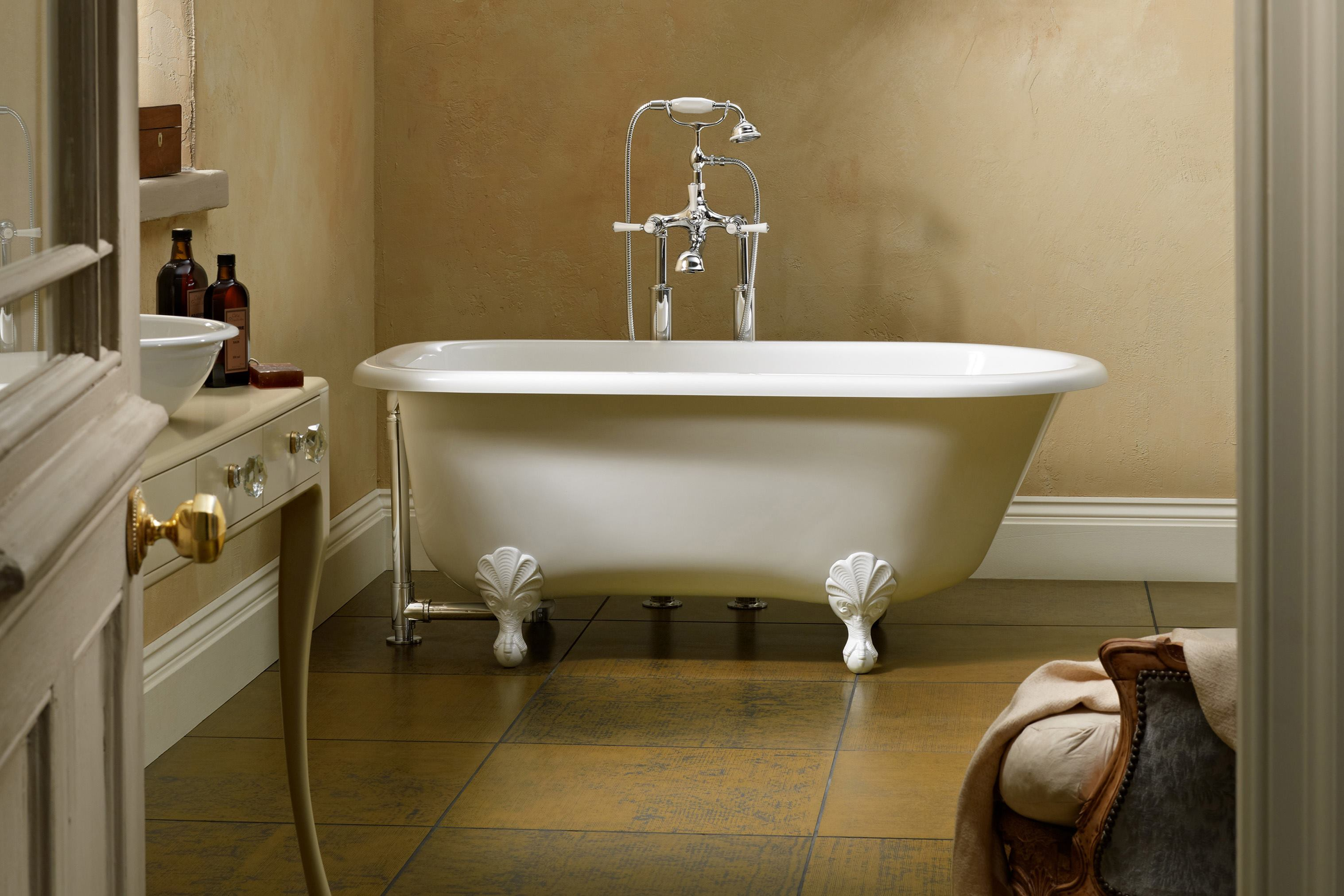 Soak it Up in a Luxury Bathtub  Custom Home Magazine