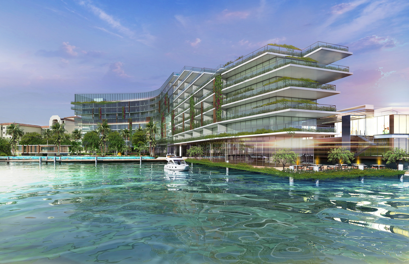 The Pointe  Architect Magazine  Stantec Nassau The