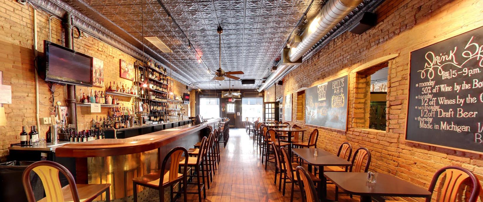 Old City Hall Restaurant  Architect Magazine  Designhaus