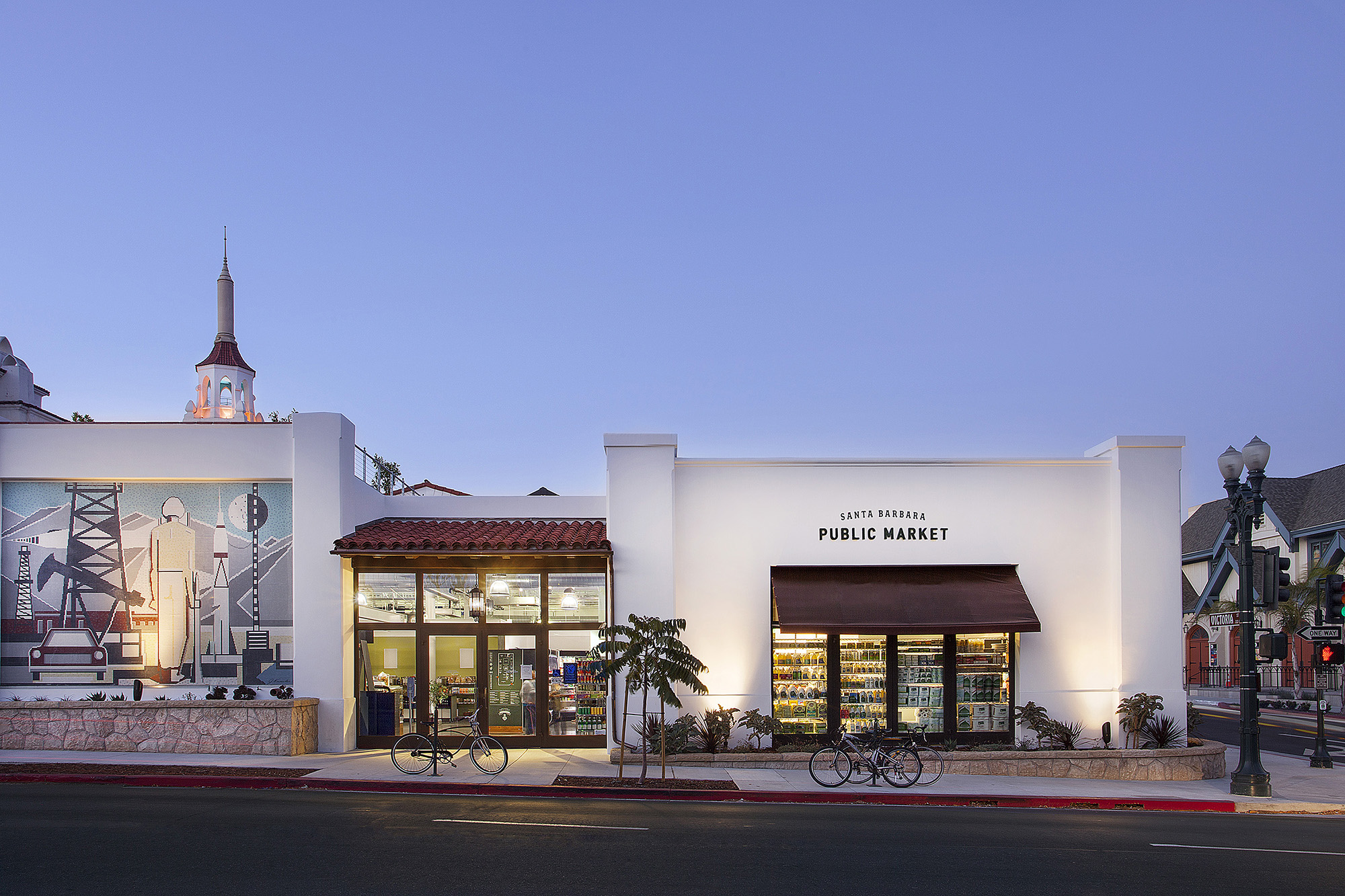 Santa Barbara Public Market  Architect Magazine  Cearnal
