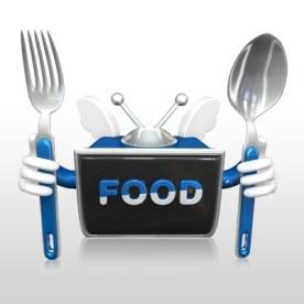 Televisión comida