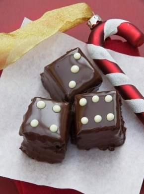 Bizcochito chocolate