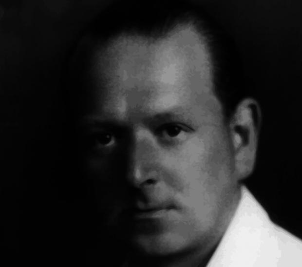 Edward Bach. Imagen de Bach Foundation / Wikipedia.