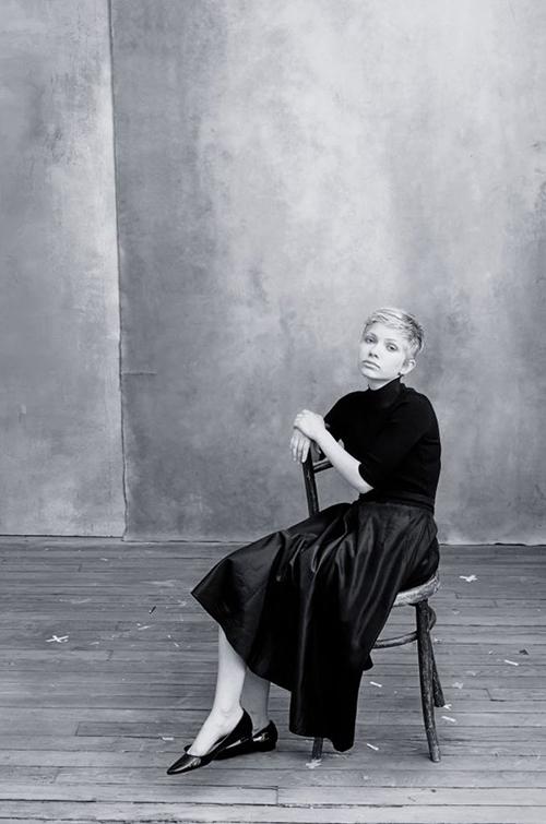 La bloguera de moda Tavi Gevinson