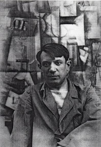 El joven Picasso en París