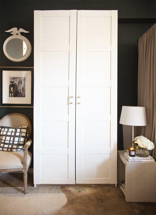 10 trucos para que tus armarios baratos parezcan de lujo
